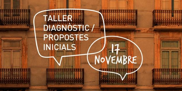 Taller Diagnòstic/Propostes inicials