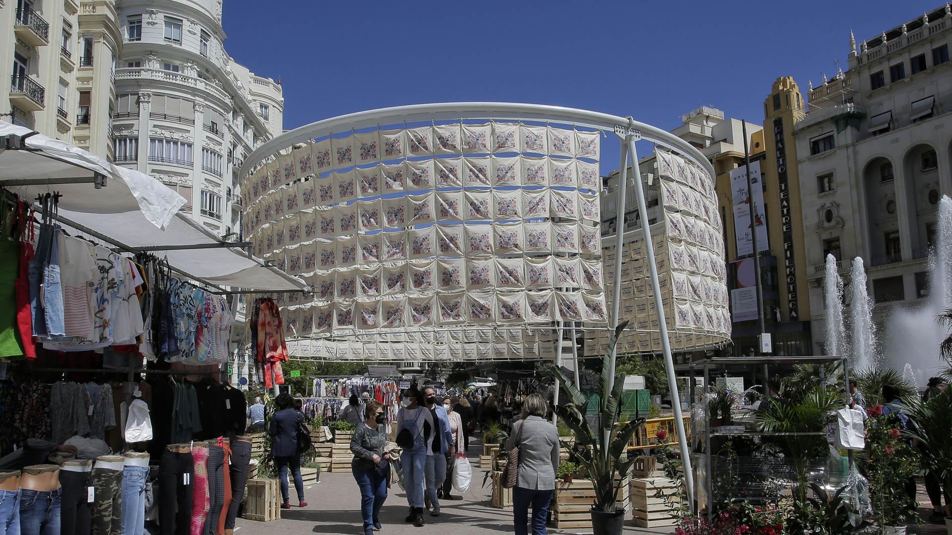 La Valentina. Mercado Central