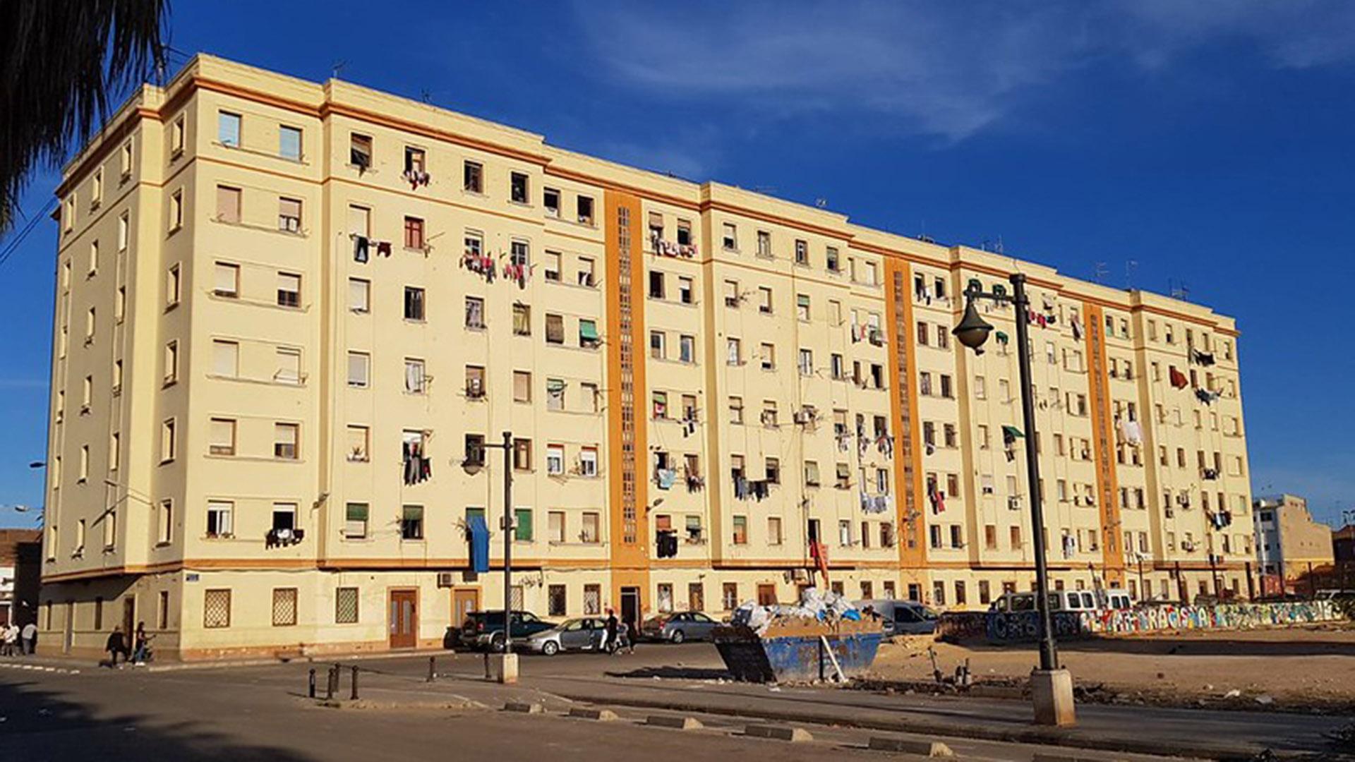 El projecte suposaria alçar unes 160 vivendres i rehabilitar-ne altres 99 al barri