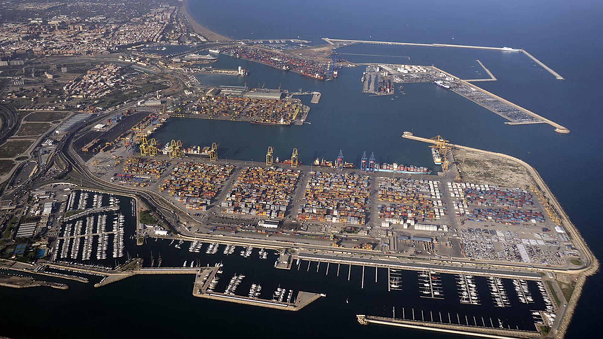 Reunión expertos ampliación puerto