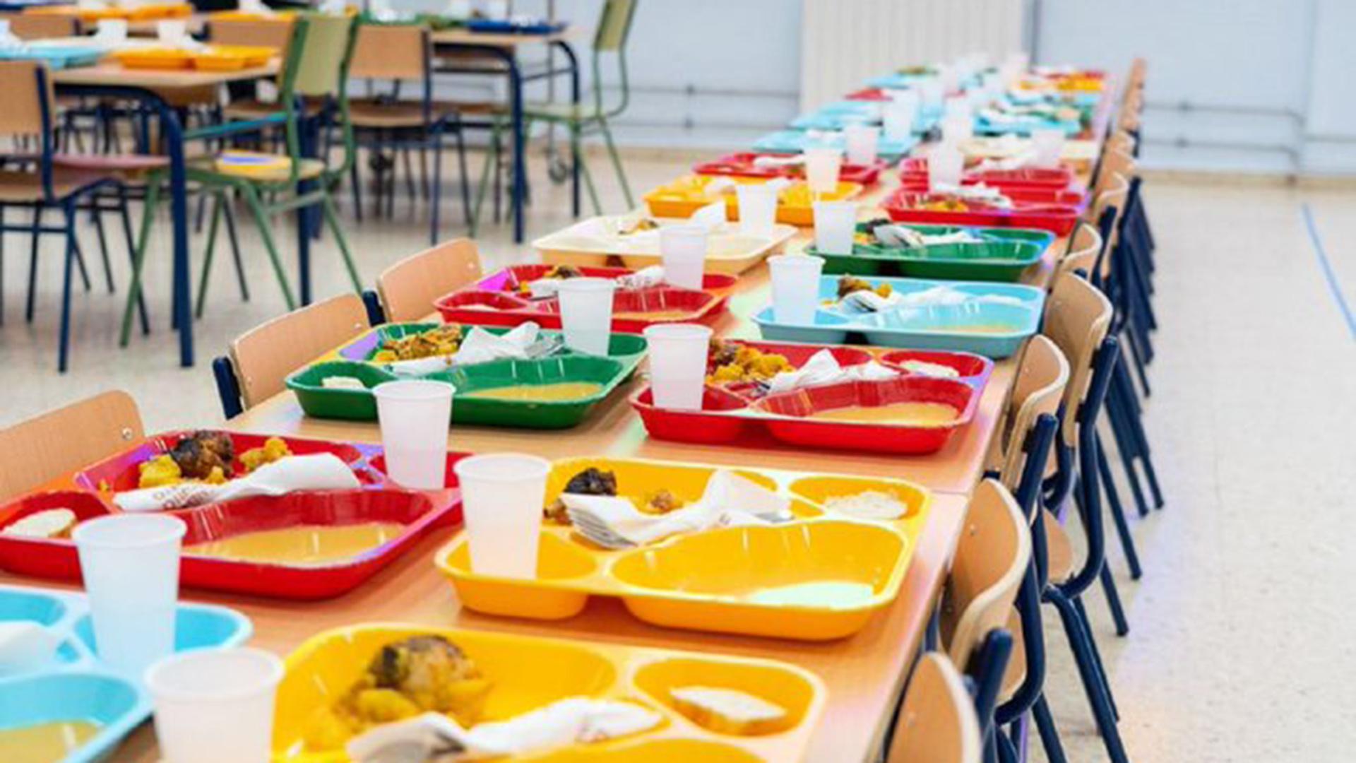 La convocatòria d'ajudes per a menjador escolar es publicarà al BOPV en els pròxims dies