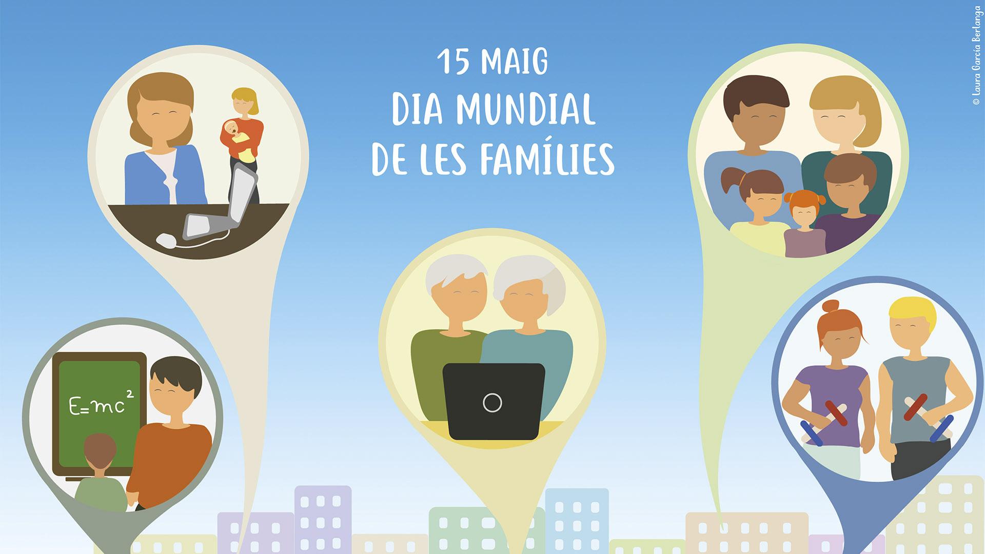 Día Mundial de las Familias