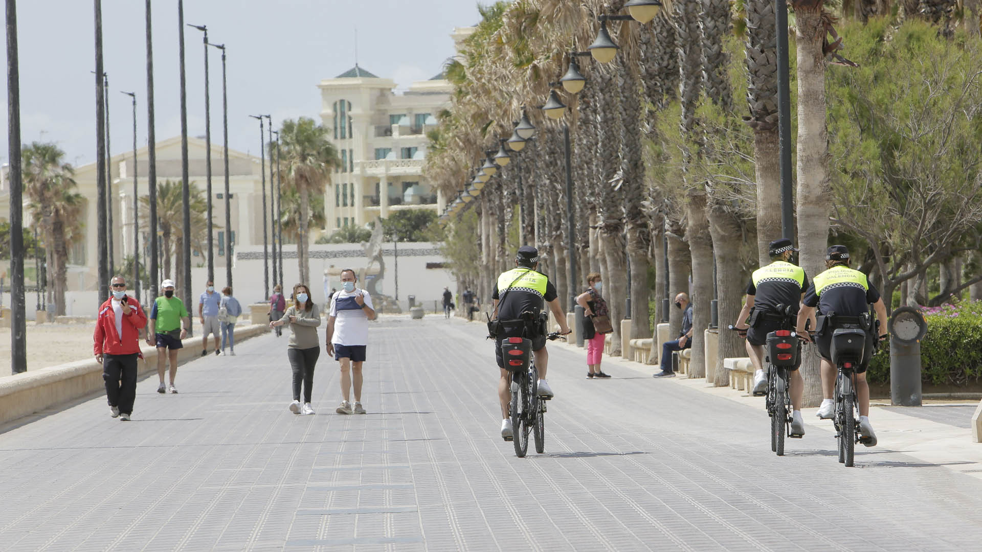 Dispositivo playas 2021 PLV