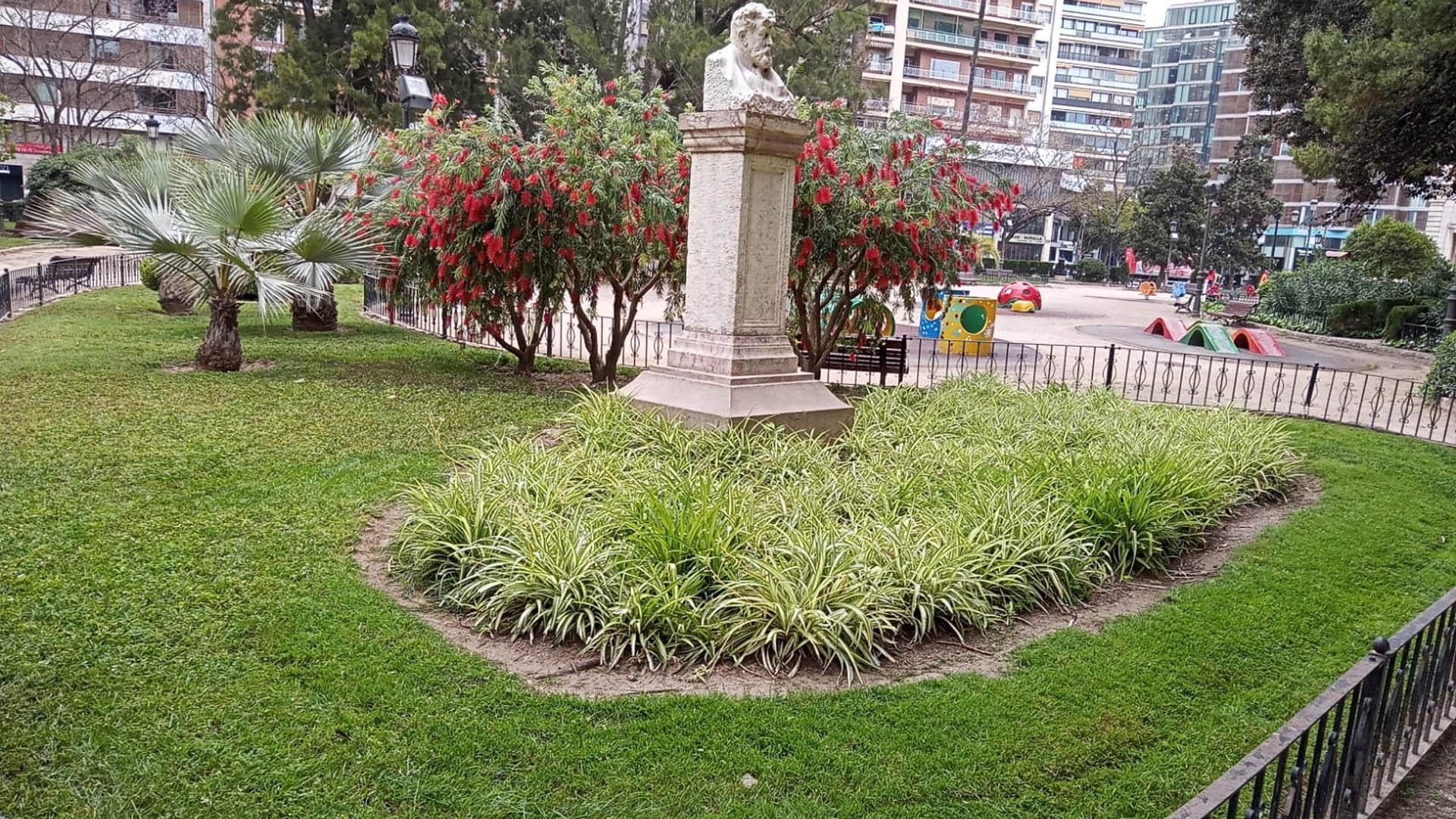 Balance jardinería maig 2021